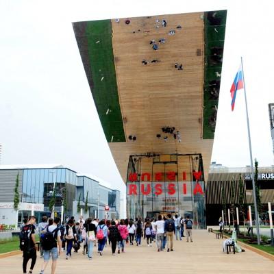 EXPO - Padiglione Russia